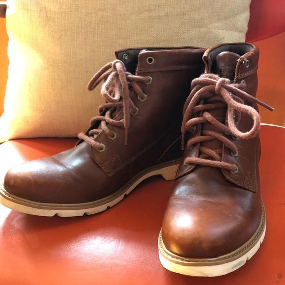 Timberland Bramhall Boots Cognac
